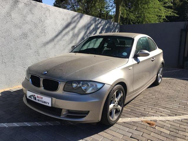2008 BMW 1 Series Coupe For Sale in Pretoria
