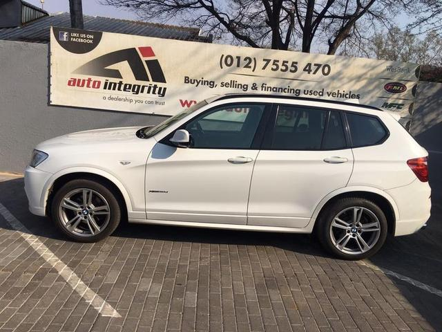 USED 2013 BMW X3 Xdrive30d M Sport Steptronic Full
