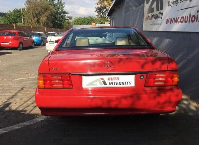 USED 1998 Mercedes Benz Sl 320 A/T full