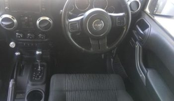 USED 2012 Jeep Wrangler Unlimited 3.6 Sahara At full