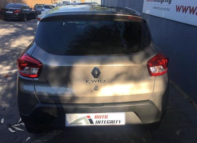 USED 2017 Renault Kwid 1.0 Xtreme Limited Edition full