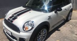 USED 2012 MINI Coupe Cooper Jcw Steptronic