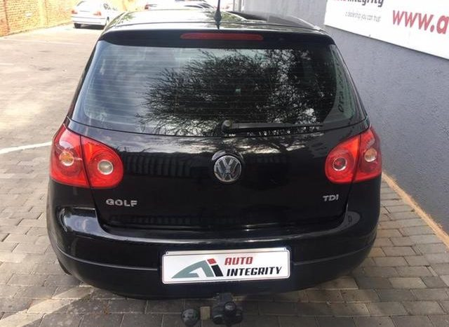 USED 2008 Volkswagen Golf 1.9 Tdi Comfortline Dsg full