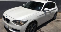 USED 2014 BMW 1 Series 5-Door 118i Steptronic