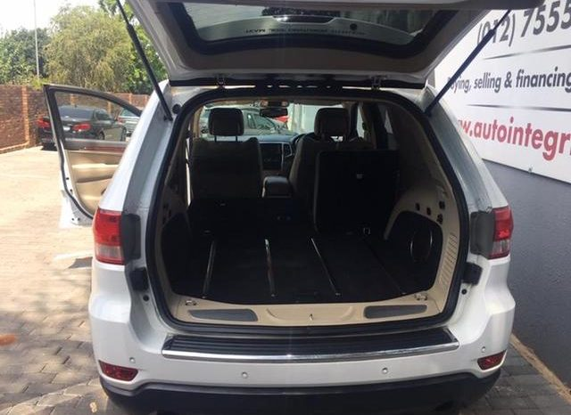 USED 2011 Jeep Grand Cherokee 3.0 Crd Limited At full