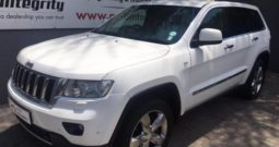 USED 2011 Jeep Grand Cherokee 3.0 Crd Limited At