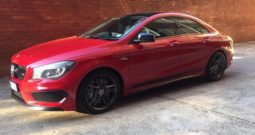 USED 2015 Mercedes Benz Cla 45 Amg 7G-Dct