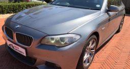 USED 2011 BMW 5 Series Sedan 520d Individual Steptronic