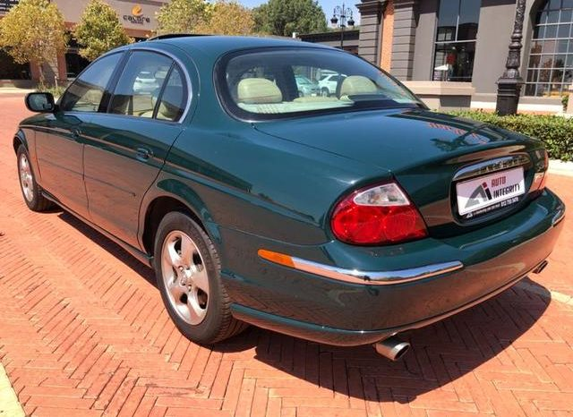 USED 2000 Jaguar S-Type 3.0 V6 full