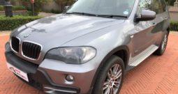 USED 2007 BMW X5 3.0D Steptronic
