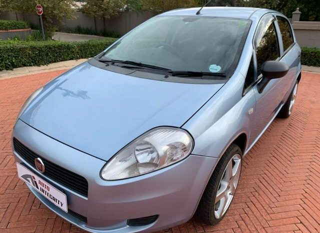 USED 2010 Fiat Punto 1.2 Active full