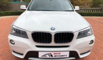 USED 2013 BMW X3 Xdrive20d Steptronic full
