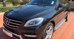 USED 2013 Mercedes Benz Ml Ml 500 Grand Edition 7G-Tronic