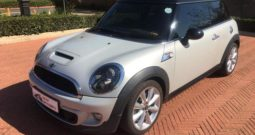 USED 2012 MINI Hatch Cooper S Steptronic
