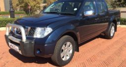 USED 2008 Nissan Navara 2.5DCI 4×2 D/cab At Le