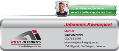 Auto Integrity - Used Car Dealer Pretoria